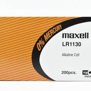 MAXELL LR1130