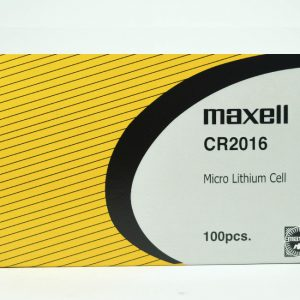 MAXELL CR2016